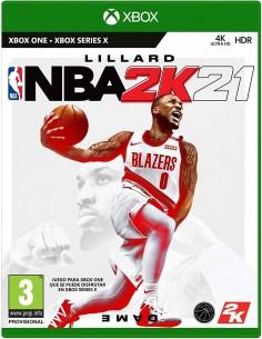 Xbox One - NBA 2K21