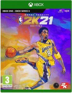 Xbox One - NBA 2K21 Edición...