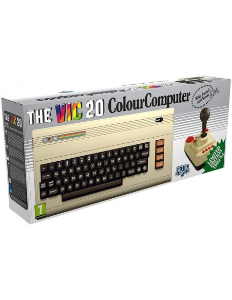 -4580-Retro - The C64 Limited Edition - The VIC20-4020628711665