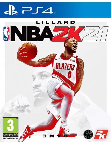 4582-PS4 - NBA 2K21-5026555428446