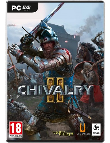 4487-PC - Chivalry 2 Day One Edition-4020628711597