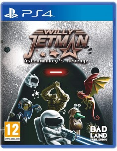 PS4 - Willy Jetman:The...