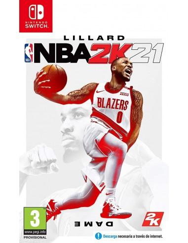 4556-Switch - NBA 2K21-5026555069007