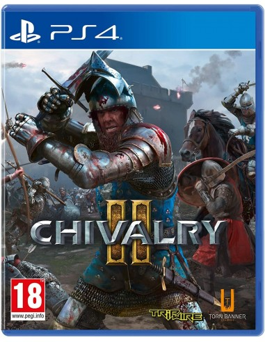 4490-PS4 - Chivalry 2 Day One Edition-4020628711580