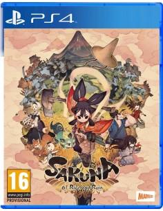 PS4 - Sakuna: Of Rice and Ruin