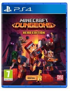 PS4 - Minecraft Dungeons...