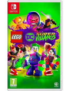 Switch - Lego DC...