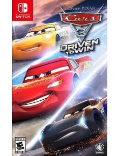 Switch - Cars 3 - Code in Box