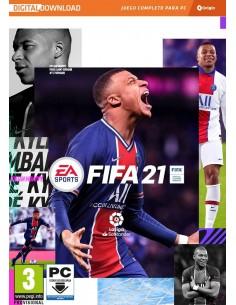 PC - FIFA 21 (Code in Box)