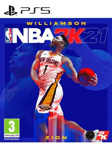 4587-PS5 - NBA 2K21-5026555428774