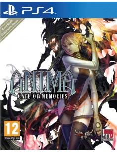 PS4 - Anima GOM: Arcane...