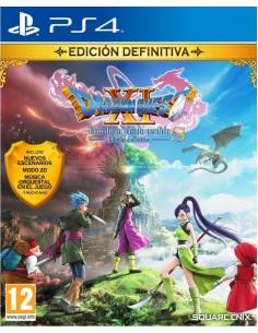 PS4 - Dragon Quest XI S...