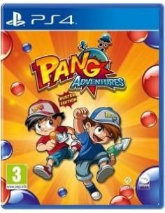 PS4 - Pang Adventures...