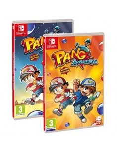 Switch - Pang Adventures...