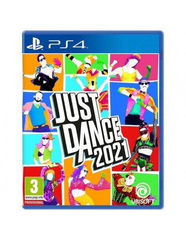 4877-PS4 - Just Dance 2021-3307216163763