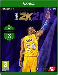 Xbox Series X - NBA 2K21...