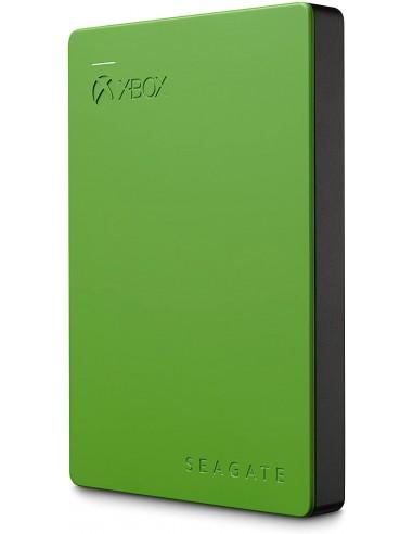 4971-Xbox One - Game Drive Xbox Verde Disco Duro HDD Externo 2TB Seagate-7636490071911