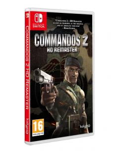 Switch - Commandos 2 HD...