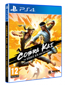 PS4 - Cobra Kai: The Karate...