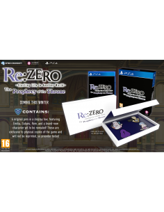 PS4 - Re:ZERO - The...