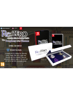 Switch - Re:ZERO - The...