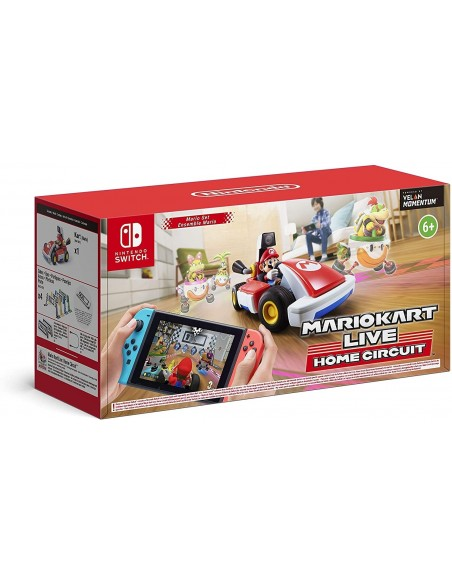 -4964-Switch - Mario Kart Live: Home Circuit + Coche Mario-0045496426262