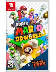 Switch - Super Mario 3D...