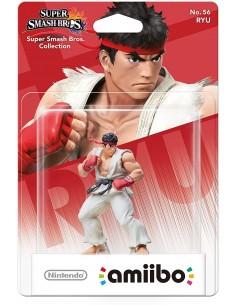 Amiibos - Figura Amiibo Ryu...