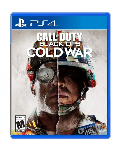 4930-PS4 - Call of Duty: Black Ops Cold War-5030917291883