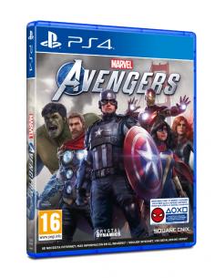 PS4 - Marvel's Avengers