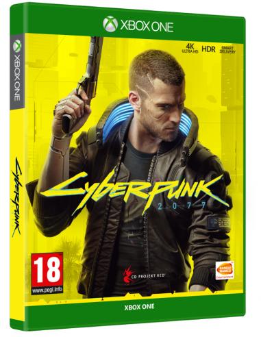 2449-Xbox Smart Delivery - Cyberpunk 2077 Edicion Day One-3391892006100