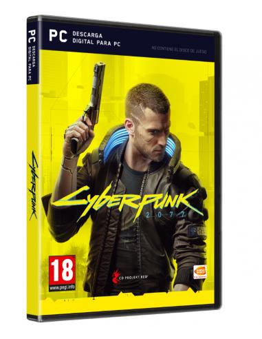 2544-PC - Cyberpunk 2077 Edicion Day One (Code in Box)-5902367640866