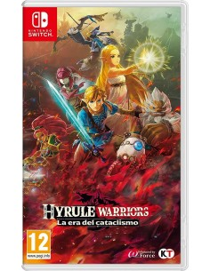 Switch - Hyrule Warriors:...