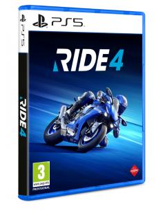 PS5 - RIDE 4