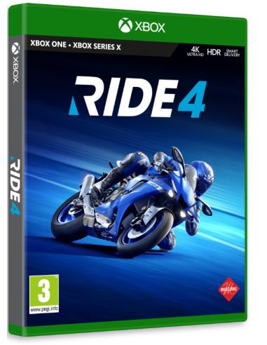 4317-Xbox Smart Delivery - RIDE 4-8057168501179