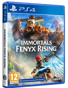 PS4 - Immortals Fenyx Rising