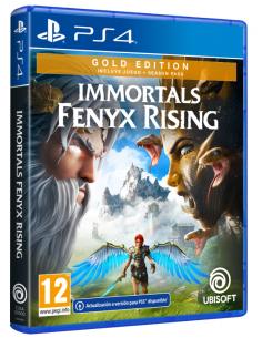 PS4 - Immortals Fenyx...