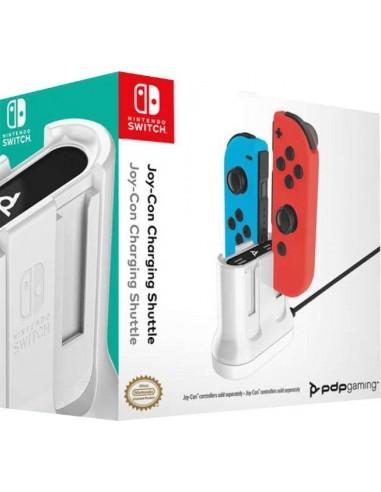5004-Switch - Estacion de Carga Joy Con x4-0708056067564