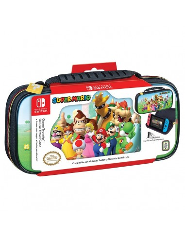 5030-Switch - Funda Deluxe Travel Case NNS53A - Supermario-8431305029632