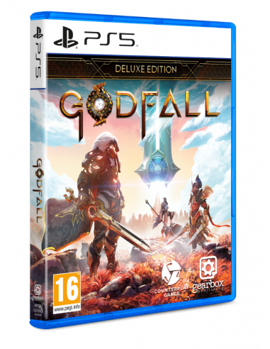 5082-PS5 - Godfall Deluxe Edition-5060760881702