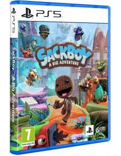 PS5 - Sackboy: A Big Adventure