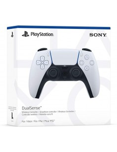 PS5 - Mando DualSense White
