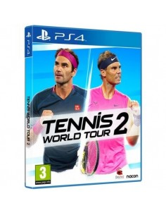 PS4 - Tennis World Tour 2
