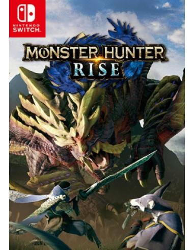 5085-Switch - Monster Hunter Rise-0045496427160
