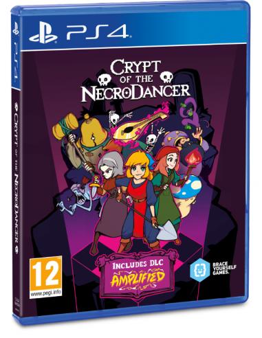 5092-PS4 - Crypt of the Necrodancer-5060760881399