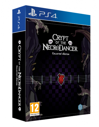 5093-PS4 - Crypt of the Necrodancer Collector Edition-5060760881535