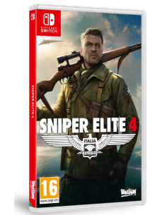 Switch - Sniper Elite 4