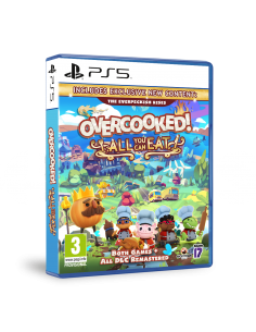 PS5 - Overcooked! All You...