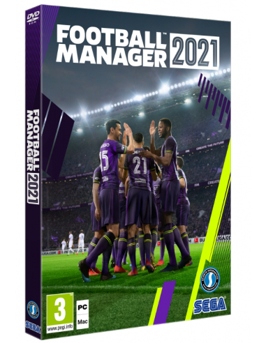 5114-PC - Football Manager 2021-5055277040360