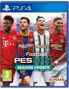 PS4 - Pro Evolution Soccer...